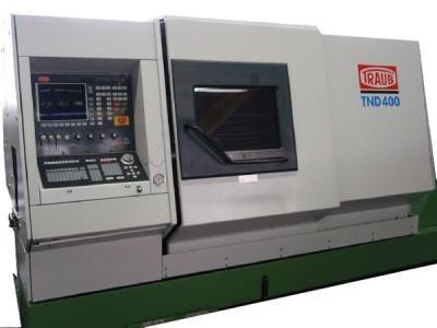Maschinenpark_Traub TND 400